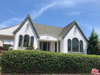 816 S Spaulding Avenue, Los Angeles, CA 90036 - MLS#: 19488836