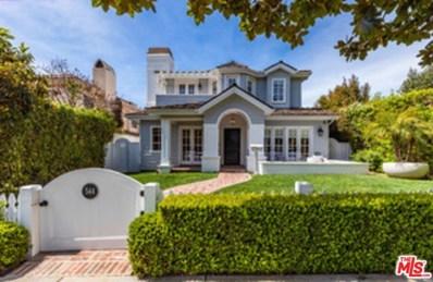 544 EUCLID Street, Santa Monica, CA 90402 - MLS#: 19489054