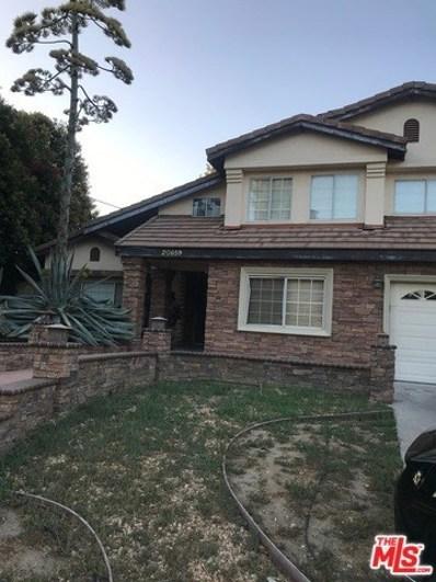 20659 Cantara Street, Winnetka, CA 91306 - MLS#: 19491408