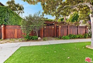 625 CALIFORNIA Avenue, Santa Monica, CA 90403 - MLS#: 19492808
