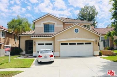 877 N Temescal Street, Corona, CA 92879 - MLS#: 19493622