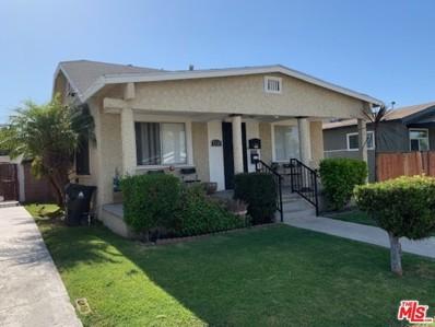 5739 3RD Avenue, Los Angeles, CA 90043 - MLS#: 19493734