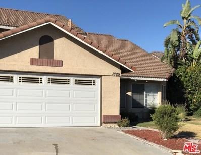 1829 Rockcrest Drive, Corona, CA 92880 - MLS#: 19493910