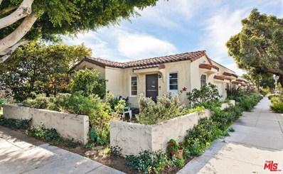 1502 FRANKLIN Street, Santa Monica, CA 90404 - #: 19494156