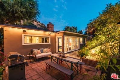 8121 Cornett, Los Angeles, CA 90046 - MLS#: 19495032