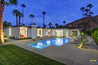 953 N ROSE Avenue, Palm Springs, CA 92262 - #: 19497230PS