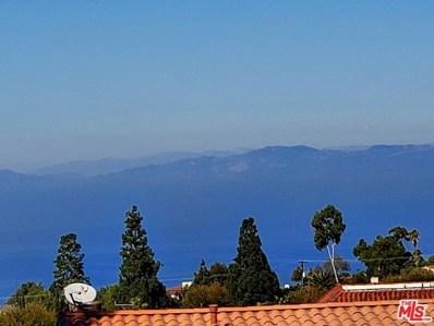 28106 Ridgefern Court, Rancho Palos Verdes, CA 90275 - MLS#: 19497282