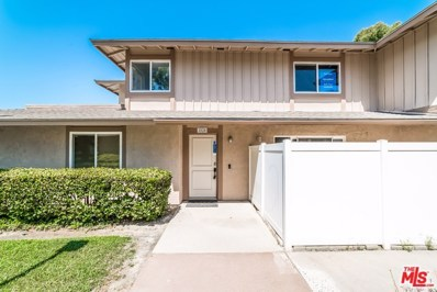 20036 Waverly Glen Street UNIT 18, Yorba Linda, CA 92886 - MLS#: 19497452