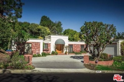 10819 Via Verona Street, Los Angeles, CA 90077 - MLS#: 19497842
