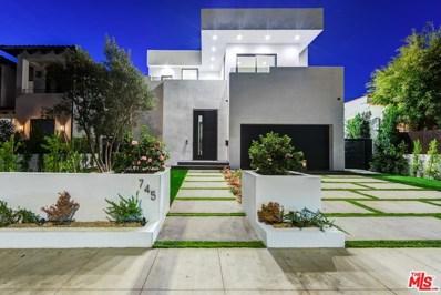 745 N Vista Street, Los Angeles, CA 90046 - MLS#: 19498480