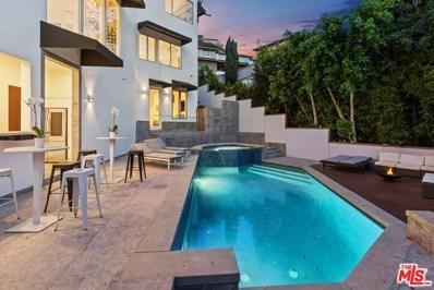1650 SUNSET PLAZA Drive, Los Angeles, CA 90069 - MLS#: 19498680