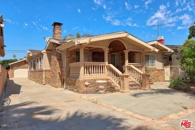 749 N Edgemont Street, Los Angeles, CA 90029 - MLS#: 19499256