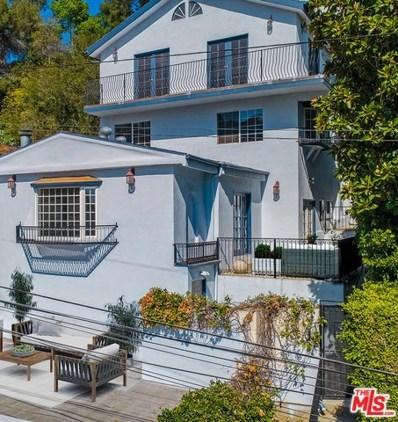 2482 CHEREMOYA Avenue, Los Angeles, CA 90068 - MLS#: 19499636