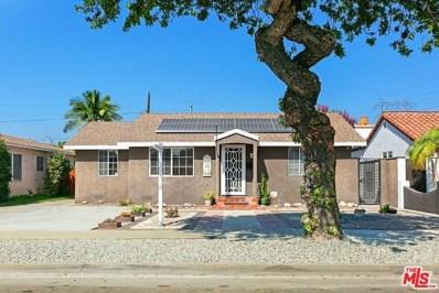 6161 PEPPERWOOD Avenue, Lakewood, CA 90712 - MLS#: 19500082