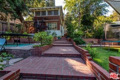 8709 Lookout Mountain Avenue, Los Angeles, CA 90046 - MLS#: 19500504
