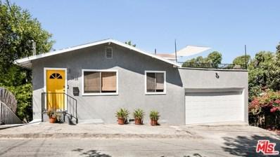 3738 Roberta Street, Los Angeles, CA 90031 - MLS#: 19500604