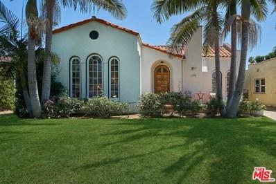 1200 S Masselin Avenue, Los Angeles, CA 90019 - MLS#: 19500900