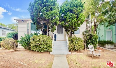 2443 California Avenue, Santa Monica, CA 90403 - MLS#: 19501136
