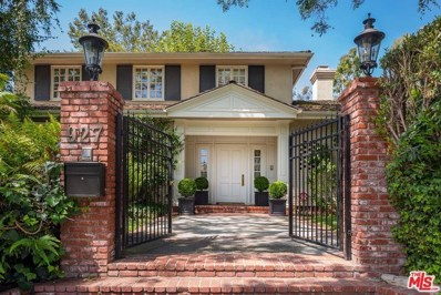 927 N WHITTIER Drive, Beverly Hills, CA 90210 - MLS#: 19501342