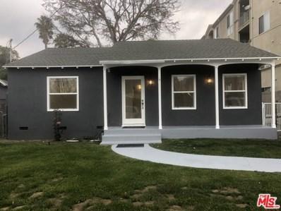 7543 Jordan Avenue, Canoga Park, CA 91303 - MLS#: 19501402