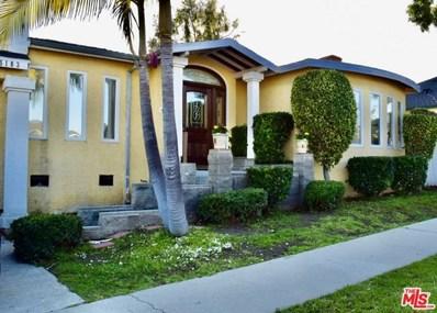 5103 SOUTHRIDGE Avenue, Los Angeles, CA 90043 - MLS#: 19501706