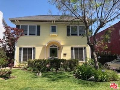 860 S BRONSON Avenue, Los Angeles, CA 90005 - MLS#: 19501942