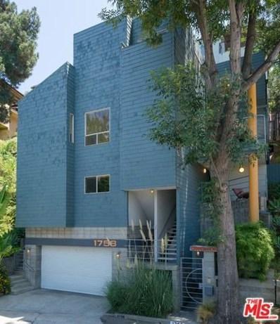 1758 FANNING Street, Los Angeles, CA 90026 - MLS#: 19502300