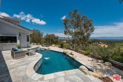 24833 JACOB HAMBLIN Road, Hidden Hills, CA 91302 - MLS#: 19502928