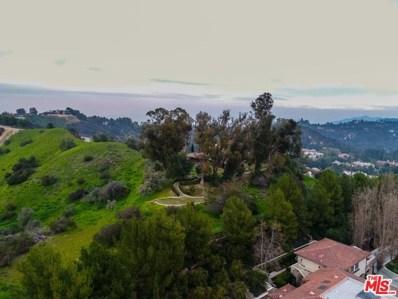 2601 SUMMITRIDGE Drive, Beverly Hills, CA 90210 - MLS#: 19503308