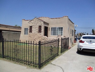 1237 W 64TH Street, Los Angeles, CA 90044 - MLS#: 19503622