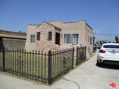 1237 W 64TH Street, Los Angeles, CA 90044 - MLS#: 19503622