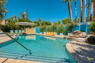 1660 E EL ALAMEDA, Palm Springs, CA 92262 - #: 19504606PS
