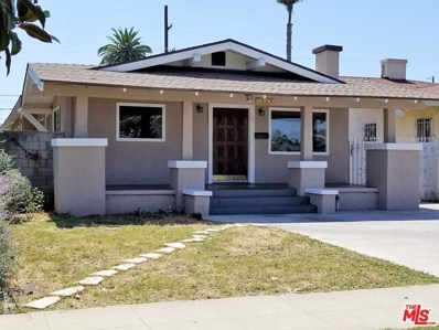 1848 MIDDLETON Place, Los Angeles, CA 90062 - MLS#: 19504976