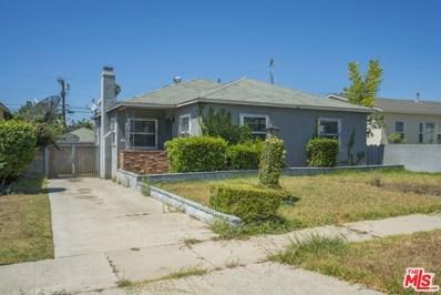 10319 RUTHELEN Street, Los Angeles, CA 90047 - MLS#: 19505322
