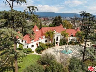 1700 GRAND VIEW Drive, Alhambra, CA 91803 - MLS#: 19505442