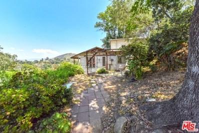 6850 Cahuenga Park Trail Trail, Hollywood, CA 90068 - MLS#: 19505496