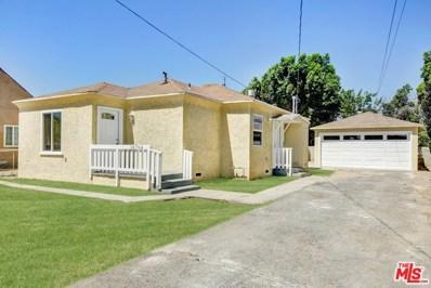 16764 Reed Street, Fontana, CA 92336 - MLS#: 19505738