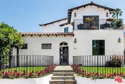 836 S OGDEN Drive, Los Angeles, CA 90036 - MLS#: 19506352