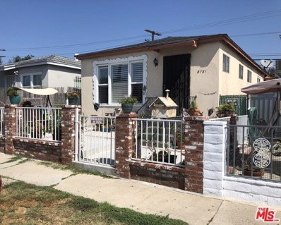 8781 CATTARAUGUS Avenue, Los Angeles, CA 90034 - MLS#: 19506426
