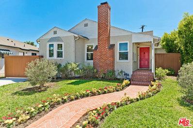 9408 KRAMERWOOD Place, Los Angeles, CA 90034 - MLS#: 19507322