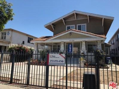 2104 Crenshaw, Los Angeles, CA 90016 - MLS#: 19507668