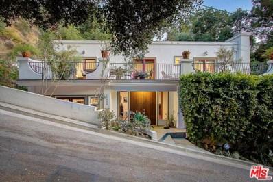 10348 CARIBOU Lane, Los Angeles, CA 90077 - MLS#: 19507876