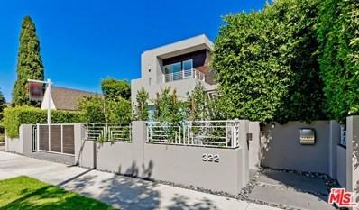 322 N KINGS Road, Los Angeles, CA 90048 - MLS#: 19508266