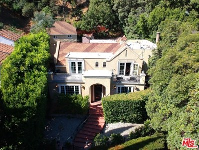 1615 BENEDICT CANYON Drive, Beverly Hills, CA 90210 - MLS#: 19508412