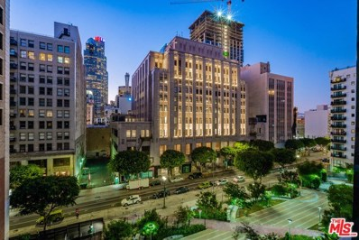 460 S Spring Street UNIT 605, Los Angeles, CA 90013 - MLS#: 19509676