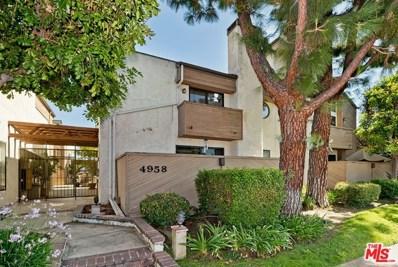 4958 WOODMAN Avenue UNIT 111, Sherman Oaks, CA 91423 - MLS#: 19510232