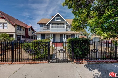 2703 Dalton Avenue, Los Angeles, CA 90018 - MLS#: 19510426