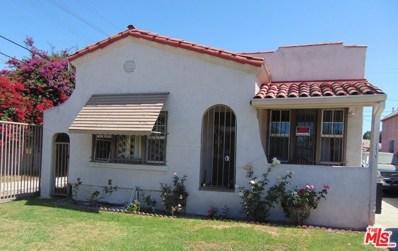 3416 CHESAPEAKE Avenue, Los Angeles, CA 90016 - MLS#: 19510458