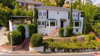 7911 Hillside Avenue, Los Angeles, CA 90046 - MLS#: 19511210