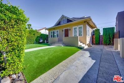 1430 Carmona Avenue, Los Angeles, CA 90019 - MLS#: 19511330